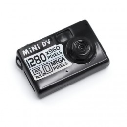 Mini HD video DVR s detekcí pohybu